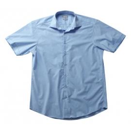 Shirtpoplin,classicfit,short-sleeved