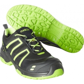 Safety shoe S1P with laces