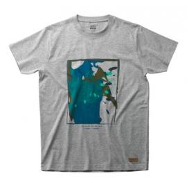 T-shirtwithwavemotif