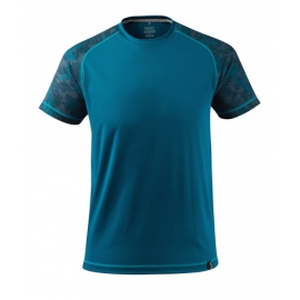 T-shirt, moisture wicking, modern fit