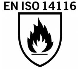 EN ISO 14116 / EN 533